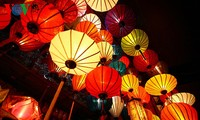 Belleza mágica de faroles tradicionales en Hoi An