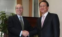 En Seúl altos funcionarios estadounidenses discuten situación de Norcorea