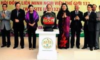 Estrenan portal de Internet sobre cita 132 de Unión Interparlamentaria en Vietnam
