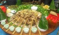 Gastronomía típica de los Muong