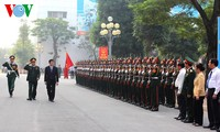 Visita  presidente vietnamita el Mando capitalino