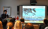 Seminario sobre el entorno empresarial de Vietnam en Noruega