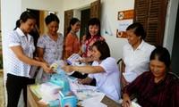 """Promueven programa: """"Unir las manos por la salud de las mujeres vietnamitas"""""""