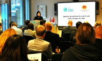 Empresas noruegas buscan oportunidad de negocio en Vietnam