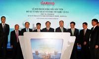 Vietnam recibe primeras emanaciones de petróleo, fruto de dos proyectos potenciales