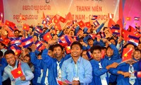 Ninguna fuerza puede dividir la hermandad Vietnam- Camboya