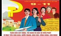 Celebra Vietnam Día Nacional de la Legislación