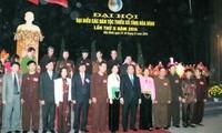 Celebran II Congreso de las minorías étnicas de la provincia Hoa Binh