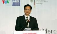 Inauguran conferencia de empresas alemanas en Asia-Pacífico