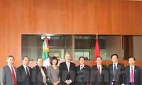 Visita delegación parlamentaria vietnamita México y Colombia