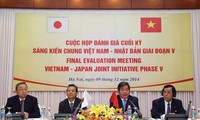 Concluye programa Iniciativa Conjunta Vietnam – Japón