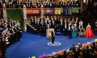 Entregan los Premio Nobel en diversos campos