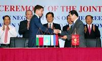 Concluye negociación del TLC entre Vietnam y la Alianza Aduanera de Rusia, Bielorrusia y Kazajstán