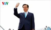 Vietnam en la V Cumbre de la Subregión del Mekong Ampliada