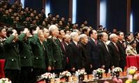 Se celebra fecha del Ejército Popular de Vietnam con actividades destacadas