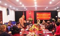 Una delegación cubana de amistad visita provincia vietnamita Hoa Binh