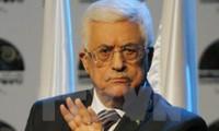 Presidente palestino firma adhesión a convenciones y organizaciones internacionales