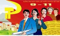 Institucionalización de Carta Magna – Puntos destacados del Parlamento de Vietnam en 2014