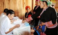 Vietnam progresa en atención de salud del pueblo