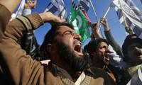 Protestas en países islamistas contra Charlie Hebdo por sus caricaturas de Mahoma