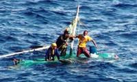 Repatria Vietnam pescadores filipinos accidentados