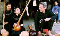 Cantos específicos de los Tay en Binh Lieu