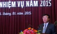 Proyecta Instituto de Ciencias Sociales de Vietnam tareas para 2015