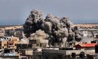 ONU y Liga Árabe llaman a la reconstrucción de Gaza