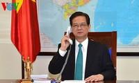Vietnam y Japón abogan por desarrollar relaciones bilaterales