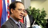 ASEAN será contraparte activa y confiable en palestra internacional