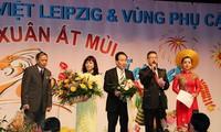 Comunidad vietnamita en el extranjero celebra el Tet tradicional 2015