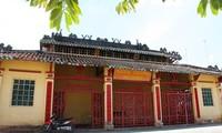 Barrio antiguo Go Cong y la huella de hombres que roturaron el delta del Mekong