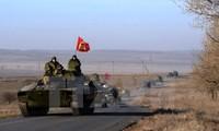 OSCE: fuerzas independentistas en Ucrania han retirado las armas pesadas