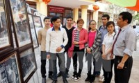 Exposición fotográfica sobre el legendario general Vo Nguyen Giap