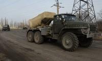 Cumple Donetsk retirada de armas pesadas