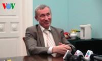 Destaca Senado ruso organización por Vietnam de Asamblea Interparlamentaria