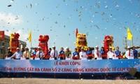 Inicia construcción de pista de aterrizaje 2 del aeropuerto internacional Cam Ranh