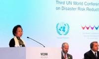 Vietnam comparte experiencias de prevención y lucha contra desastres naturales