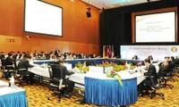 Inauguran Conferencia de ministros de finanzas de ASEAN