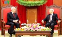 Destacan asociación estratégica integral Vietnam-Rusia