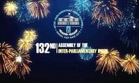 Parlamento vietnamita- activo miembro de Unión Interparlamentaria