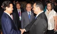 Premier vietnamita dirige agasajo de Estado a delegados de IPU