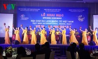 Destacan valores patrimoniales en Feria Internacional de Turismo Vietnam 2015