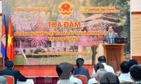 Empresas vietnamitas aspiran a mejores condiciones en Camboya