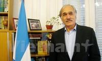 Valora legislador argentino éxito de UIP 132 en Vietnam