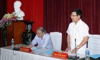 Provincia Tay Ninh debe prepararse para una fuerte conexión de la ASEAN