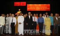 Reunión en Ciudad Ho Chi Minh por el aniversario 40 de la Reunificación nacional