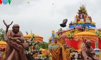 Celebración Vesak en Vietnam 2014 aspira a record mundial del budismo