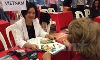 Vietnam en Feria Internacional de Comercio Arrecifes 2015 en Argentina