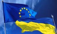 Forman Zona de Libre Comercio entre Ucrania y la UE